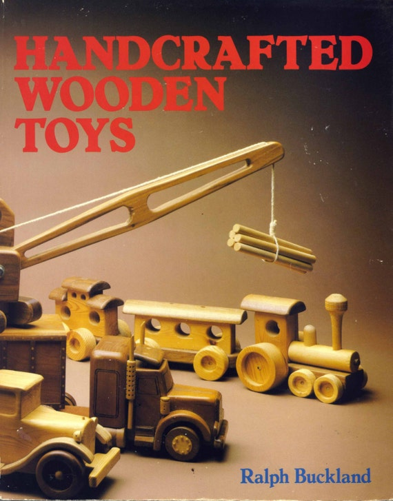 Wooden Toy Making Book Planes Trains by PatternAndStitch on Etsy