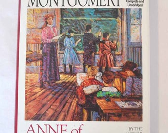 1904 Anne of Avonlea by Lucy Maud Montgomery