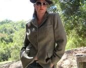 Ralph Lauren Tweed Women's Blazer Jacket Sz 10