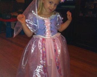 Handmade Renissance Costume, for Girls