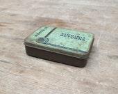 Virginia Returns 'Ringers' Tobacco tin