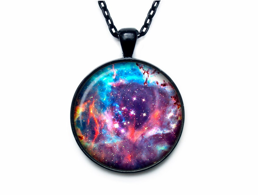 necklaces etsy nebula - photo #4