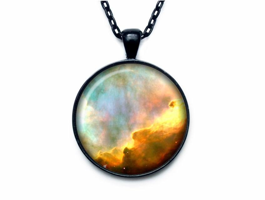 necklaces etsy nebula - photo #32