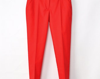 Red Pants, Red Trousers