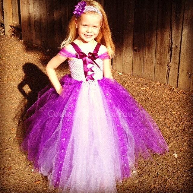 Tangled Dress Disney Tangled