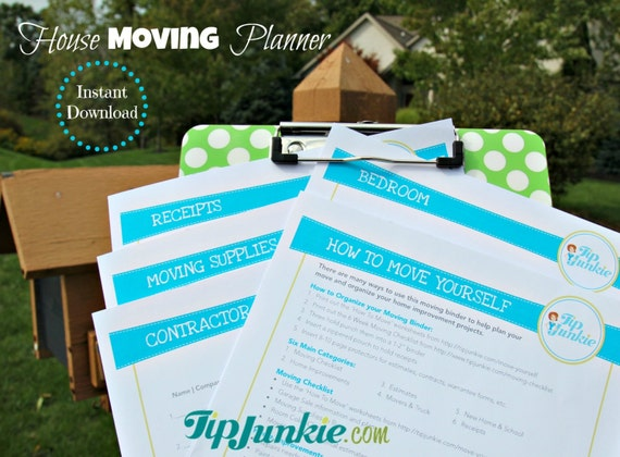 Move By Yourself: How To Move Yourself Moving Out House Planner To Do