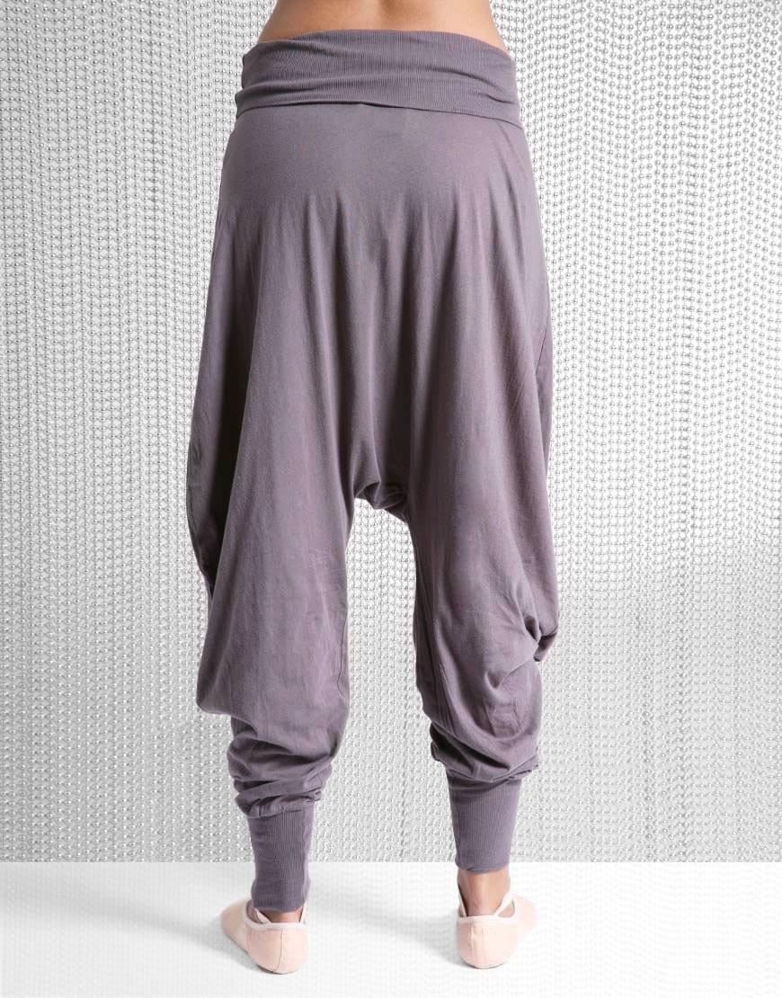 Harem Pants Harem Trousers Yoga Pants Yoga Clothing by BIBICCO