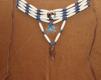 Imitation Native American Choker (CK04)