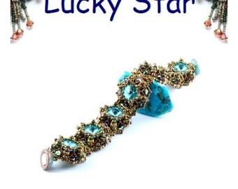 Lucky Star Armband Anleitung Deutsch PDF Datei