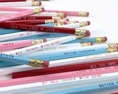 It's a Love 12 Pencil Set, Better Together, You're Just Write and More...