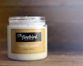 Vanilla Amber Body Lotion - Avocado and Shea Butter Lotion - FirebirdBathBody