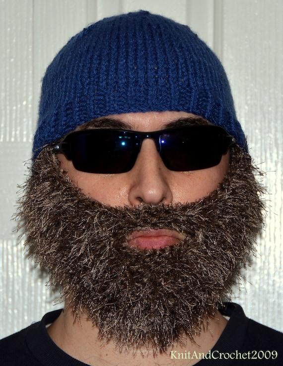 Bearded Beanie Bearded Hat Bearded Cap Beard by ...