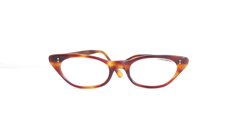 Cat Eye Glasses Small Vintage Small Cat Eye Glasses