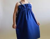 weekender dress / pdf sewing pattern sz 12 months to 5 years