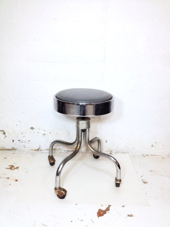 Doctor S Stool Rolling Stool From A Physician S Office