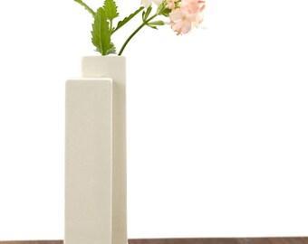 Cityscape Bud Vase- 2 openings