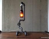 Industrial Lighting - Steampunk Light - Table Lamp - Bar Furniture