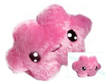 Fluse Kawaii Plush Cloud Pink