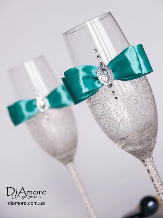 Decora tus copas para boda 47