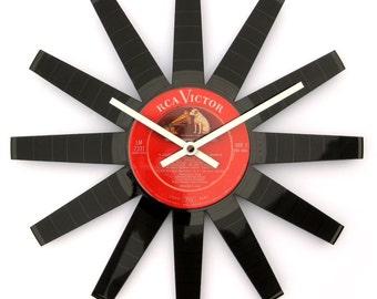 Record Star Clocks