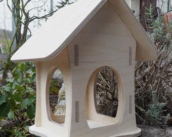 Birdhouse - Aviary - Bird feeder *VILLA