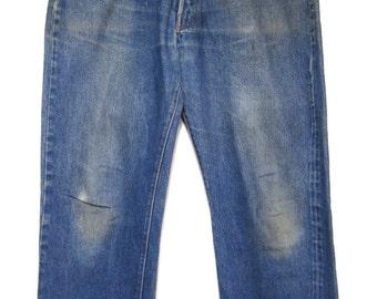 Vintage Levi's Redline / Selvage 501 Denim Pants W36 1970's