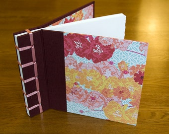 Guest Book/ Album: Blooming Bright