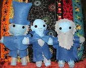 RESERVED FOR EzrasGhoul - Hitchhiking Ghost Plush