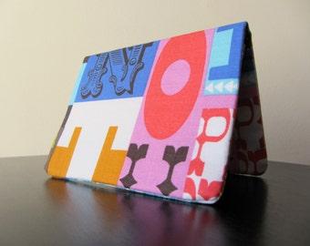 Card Wallet - Letterpress
