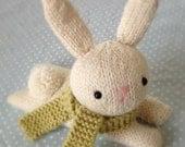 Amigurumi Pattern Knit Bunny Pattern Digital Download