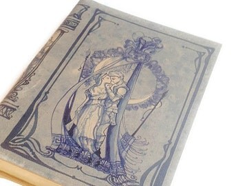 Troilus and Cressida leather journal - Shakespeare blank book