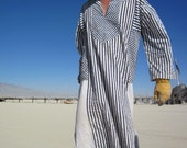 Desert Caftan, Tunic, Galabia for Man or Woman, OOAK, festival clothing - Custom Order