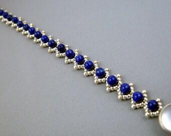 Lapis Blue Bracelet