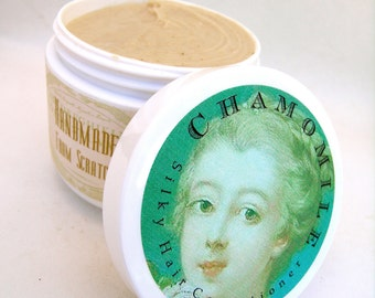 Sample Silky Hair Conditioner - 4oz. chamomile  made from scratch