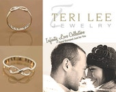 Custom Infinity Ring,