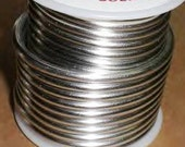 16 oz Roll 60/40 Solder is 60 percent TIN 40 percent LEAD Not for jewelry. Perfect for all other soldering.  Boxes, window sun catchers etc