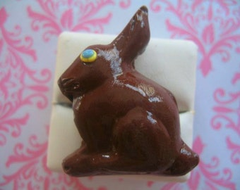 Easter Bunny Chocolate Ring