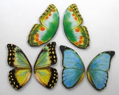 Butterfly Wings - 3 sets of Mirrored Wings
