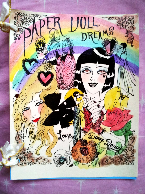 doll dreams essay