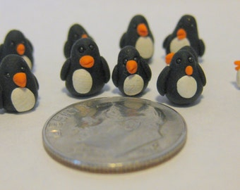 teeny tiny penguins