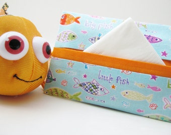 Fish Tissue Holder