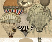 Large Balloon Images in png format