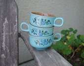 Vintage Pottery Cups