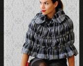 The Bibury Capelet pdf sewing pattern e-pattern