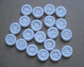 Dorset Buttons  Dorset Button Sample Button - 1 button in Your Choice of Colour