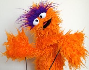 Pro Monster - Raggedy Orange