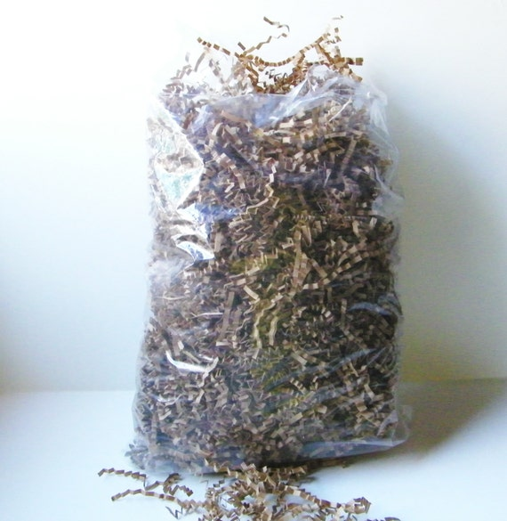 crinkle paper shred