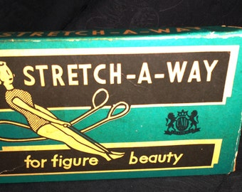 50's Stretch-A-Way Exercise Novelty