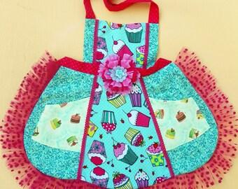 Cupcake Delight Apron