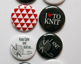 I Knit Flair